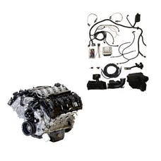 Ford Racing M-6007-M50AK 5.0L COYOTE CRATE ENGINE AND CONTROLS PACK