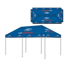 Ford Racing M-1827-T20A TENT FORD PERFORMANCE 10ft. X 20ft.