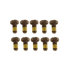 Ford Racing M-4216-C RING GEAR BOLT KIT SUPER 8.8 (10 PIECES)