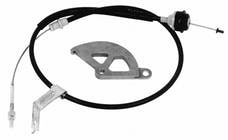 Ford Racing M-7553-D302 CABLE AND QUADRANT KIT