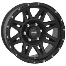 Pro Comp Wheels 7005-7936 Xtreme Alloys Series 7005 Black Finish