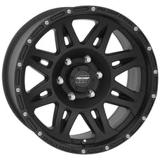Pro Comp Wheels 7005-7983 Xtreme Alloys Series 7005 Black Finish