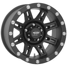 Pro Comp Wheels 7031-6873 Xtreme Alloys Series 7031 Black Finish