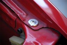 Skunk2 Racing 649-05-0220 Large Fender Washer Kit (Clear)