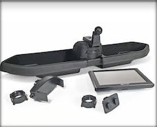 Superchips 38302-JL Center Console Mount For TrailDash2, TrailCal, GPS, Phone