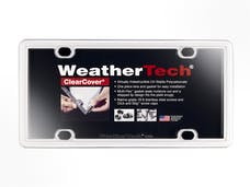 WeatherTech 8ALPCC8 Accessory, White