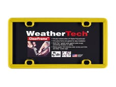 WeatherTech 8ALPCF14 Accessory, Yellow
