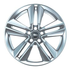 Ford Racing M-1007-M199S WHEEL 19X9 SILVER MUSTANG 2015