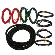 Ford Racing M-15525-HNSB F-SERIES HARNESS WITH OE SWITCHES