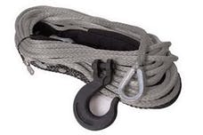 Mile Marker 19-52014-50 1/4in. x 50 ft. Synthetic Rope Assembly (7740 lbs. Minimum Break Force)