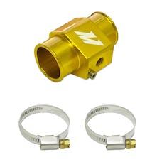 Mishimoto MMWHS-34-GD Water Temperature Sensor Adapter - 34mm