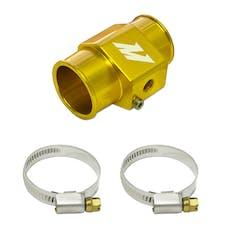 Mishimoto MMWHS-38-GD Water Temperature Sensor Adapter - 38mm