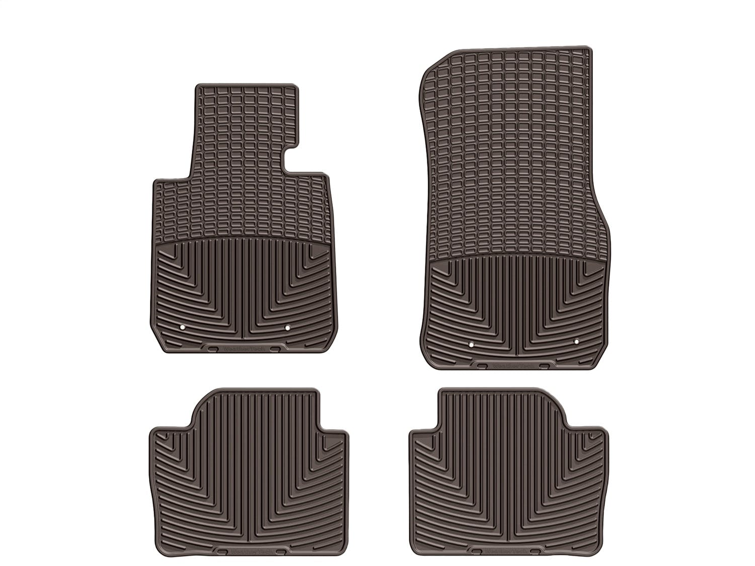 WeatherTech W245GR All Weather Floor Mats