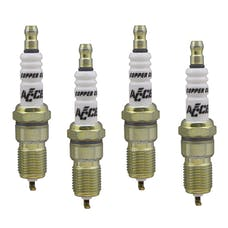 ACCEL 0524-4 High Performance Copper Core Spark Plug, 4pk