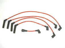 ACCEL 104010 LTS PC WIRE SET 91-02 VARY 4-CYL