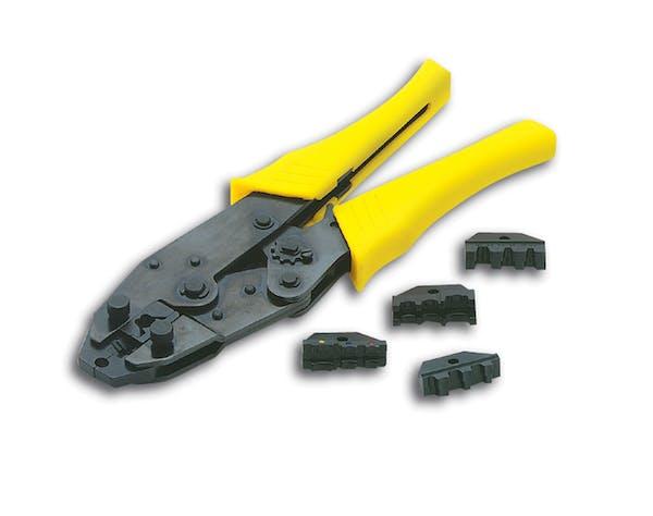 ACCEL 170036M Heavy Duty Professional Crimp Tool