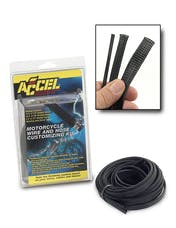 ACCEL 2007BK SLEEVING KIT-BLACK