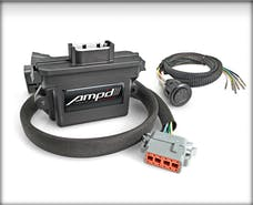 DiabloSport 18862-D Amp D Throttle Booster Kit with Power Switch 2011-2017 Ford 6.7L Power Stroke-re