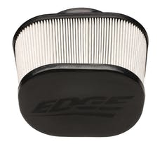 Edge Products 88000-D REPLACEMENT DRY FILTER COVERS JAMMER CAI CHEVY 2001-2015 6.6L