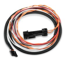 Holley EFI 558-413 5.7in. TSLCD REPLACEMENT CABLE