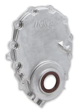 Holley 21-152 Timing Chain Cover W/Crank Sensor