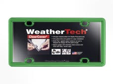 WeatherTech 8ALPCC11 Accessory, Kelly Green