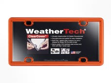 WeatherTech 8ALPCC13 Accessory, Orange