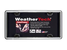WeatherTech 63027 Accessory, Brushed Stainless