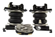 Air Lift 89370 LoadLifter 5000 Ultimate Plus with stainless steel air lines