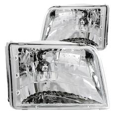 AnzoUSA 111036 Crystal Headlights