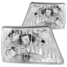 AnzoUSA 111037 Crystal Headlights