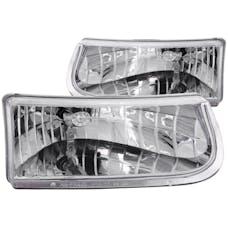AnzoUSA 111038 Crystal Headlights