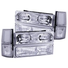 AnzoUSA 111101 Crystal Headlights
