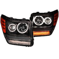 AnzoUSA 111145 Projector Headlights