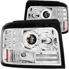 AnzoUSA 111183 Projector Headlights