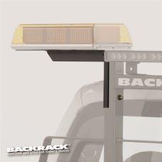 """BACKRACK 91007 Light Bracket 16"""" x 7"""" Base, Drivers or Passenger Side"""