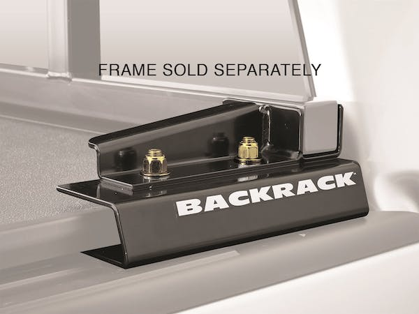 BACKRACK 50123 Hardware - Wide Top Tonneau