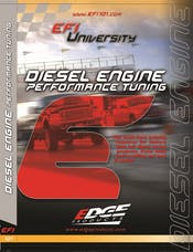 Edge Products 99010 EFI University Diesel Engine Performance Tuning DVD