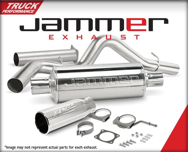 Edge Products 27941 Jammer Exhaust