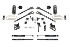 Fabtech K3089M 5in. 4-Link Kit w/Stealth 2013-14 Ram 3500 4WD