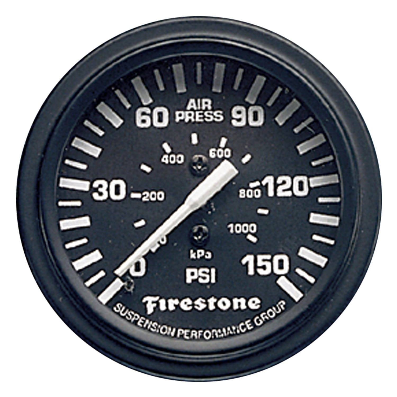 Firestone 2572 Gauge