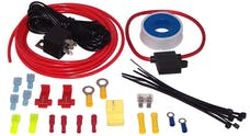 Kleinn Automotive Air Horns 6854 Air compressor/air horn wiring/installation kit.