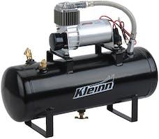 Kleinn Automotive Air Horns 7270 130 PSI 25% duty sealed air compressor system