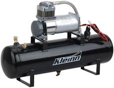 Kleinn Automotive Air Horns 7275 150 PSI 50% duty sealed air compressor system