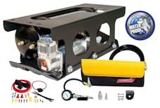 Kleinn Automotive Air Horns JKOBA Complete Bolt-on Ultimate Onboard System for 2007-2017 Jeep JK 4-Door