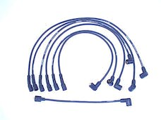 ACCEL 116069 LTS PC WIRE SET 62-71 GM 6-CYL