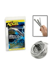 ACCEL 2007CH SLEEVING KIT-CHROME