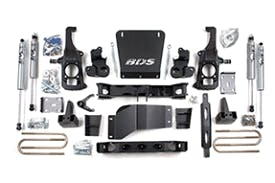 Lift kit for 2500-3500 gold package