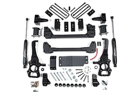 Lift kit for F150 silver package