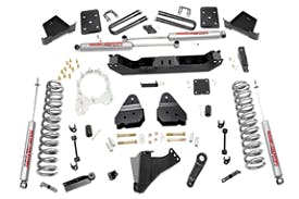 Lift kit for F250-F350 bronze package